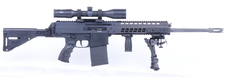 Hivatalosan bemutatták: B+T APC308 DMR és Carbine