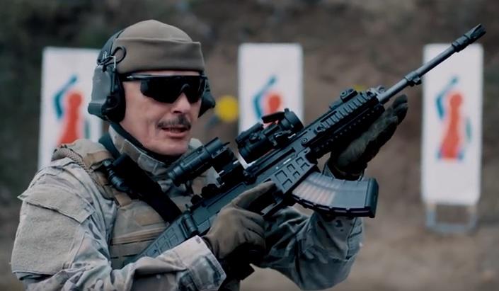 VIDEÓAJÁNLÓ: magyar CZ fegyverbemutató (HM Arzenál)!