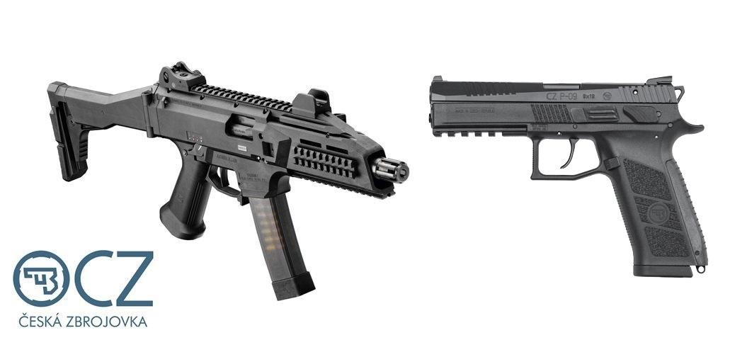 Új CZ pisztoly, géppisztoly, gázspray rendszeresítések a BM-nél