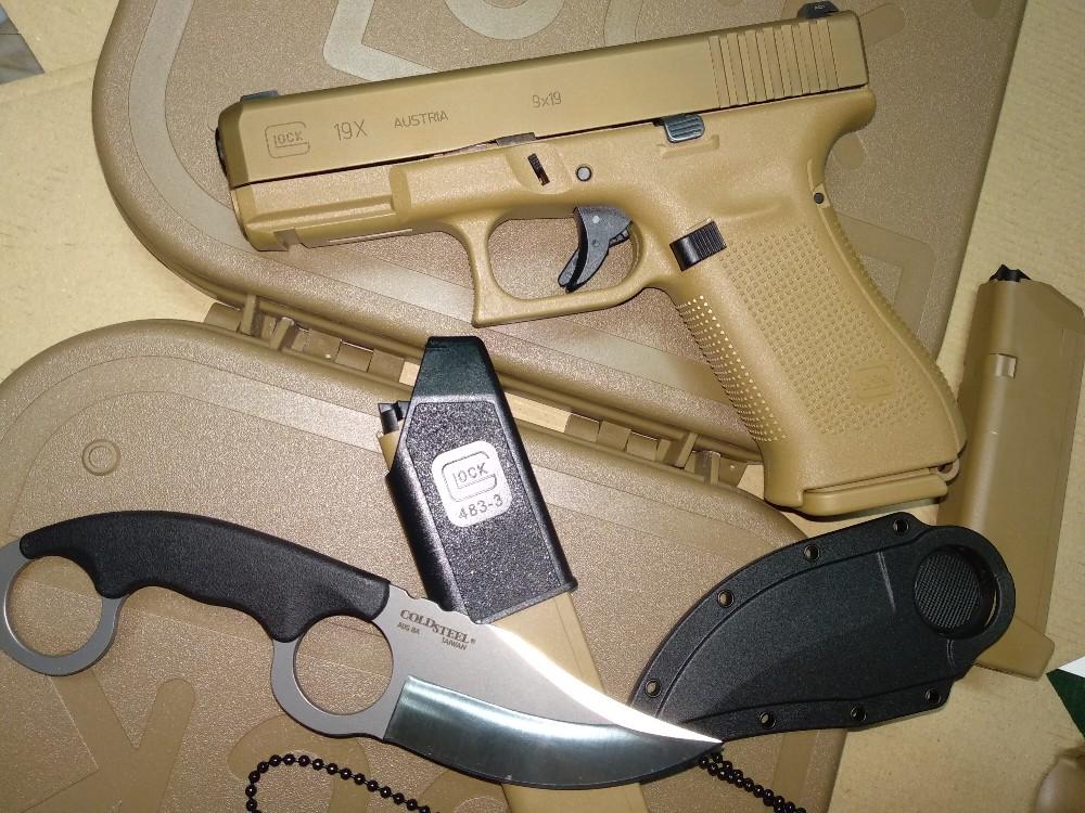 Mini tesztcikk: Glock 19X