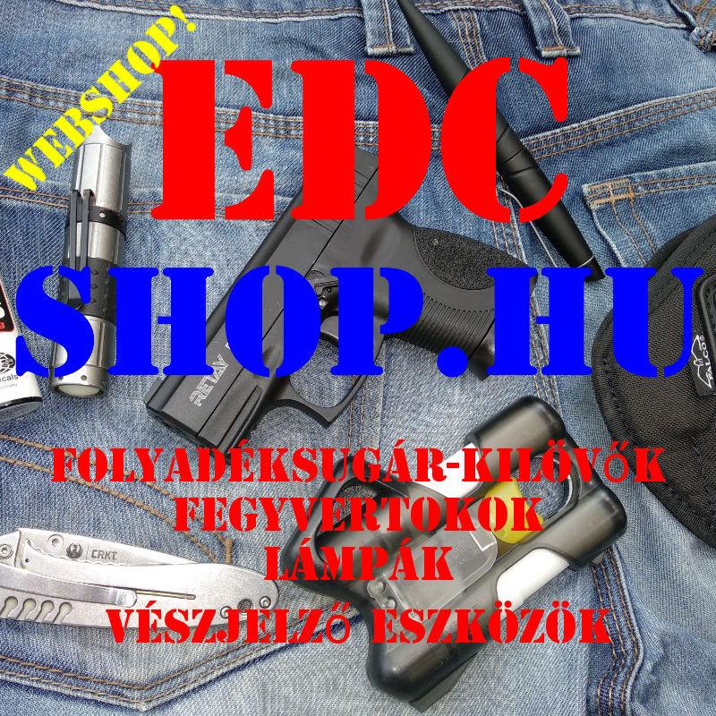 www.edcshop.hu – Cégünk új WEBSHOPJA!