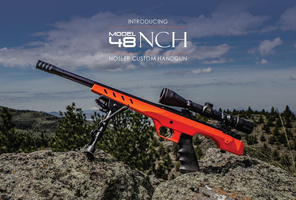 Nosler M48 NCH vadászpisztoly