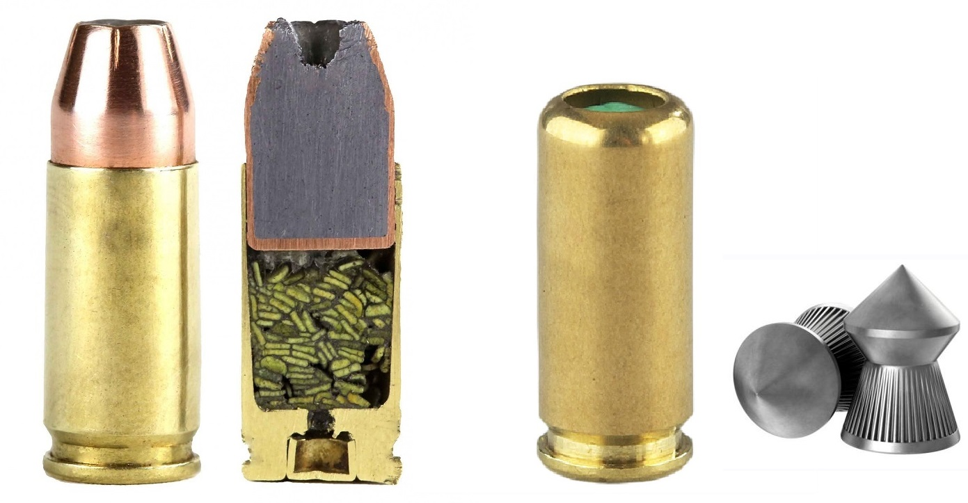 Mi a különbség lőszer és töltény között?