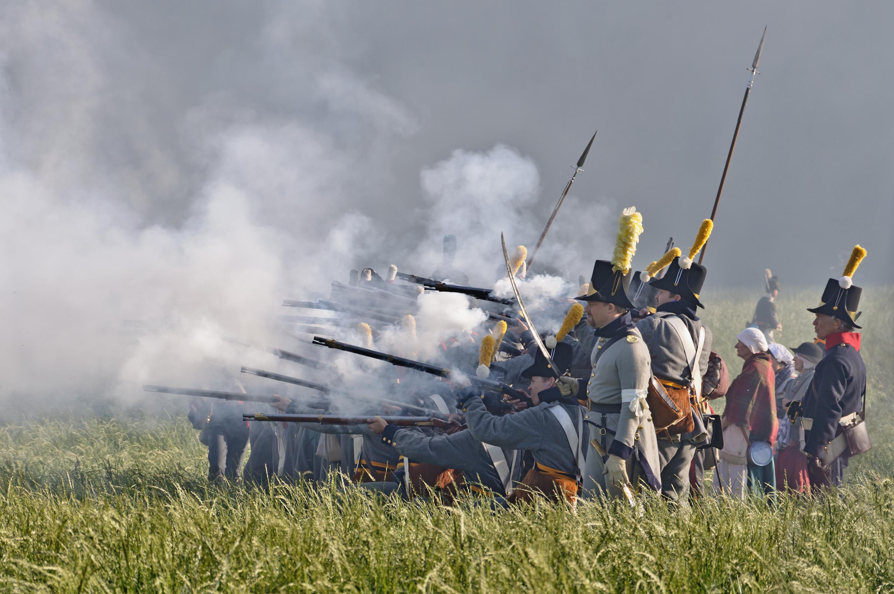 Csataújrajátszók - Waterloo