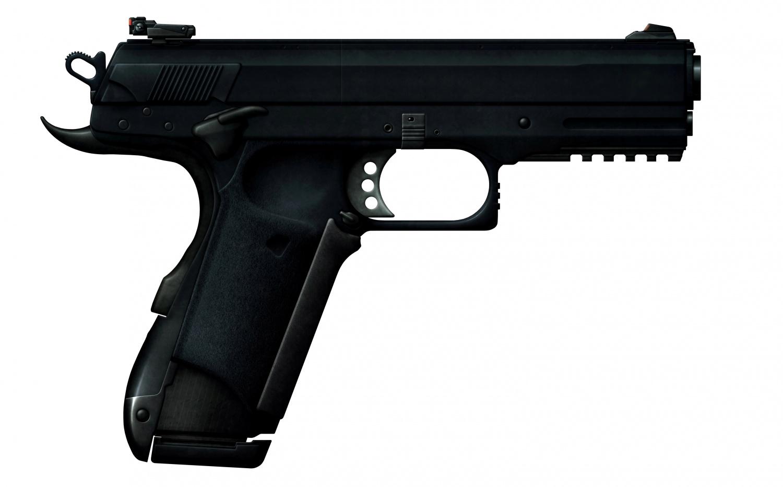"""SIRCA TEC """"hátrarúgás-kioltó"""" pisztolykoncepció"""