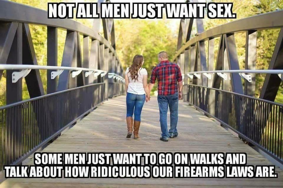Egy romantikus séta a hozzánk hasonlókkal…