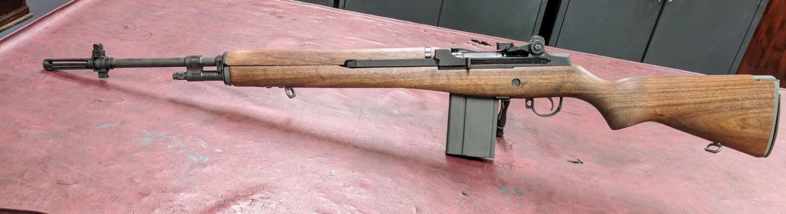 Balkezes M14 félautomata klón