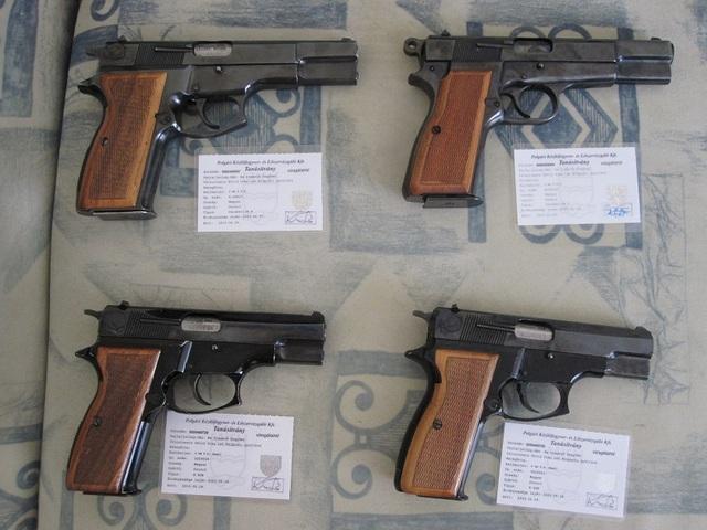 Lőfegyver-vizsgáló: nyári zárva tartás jövő héttől!