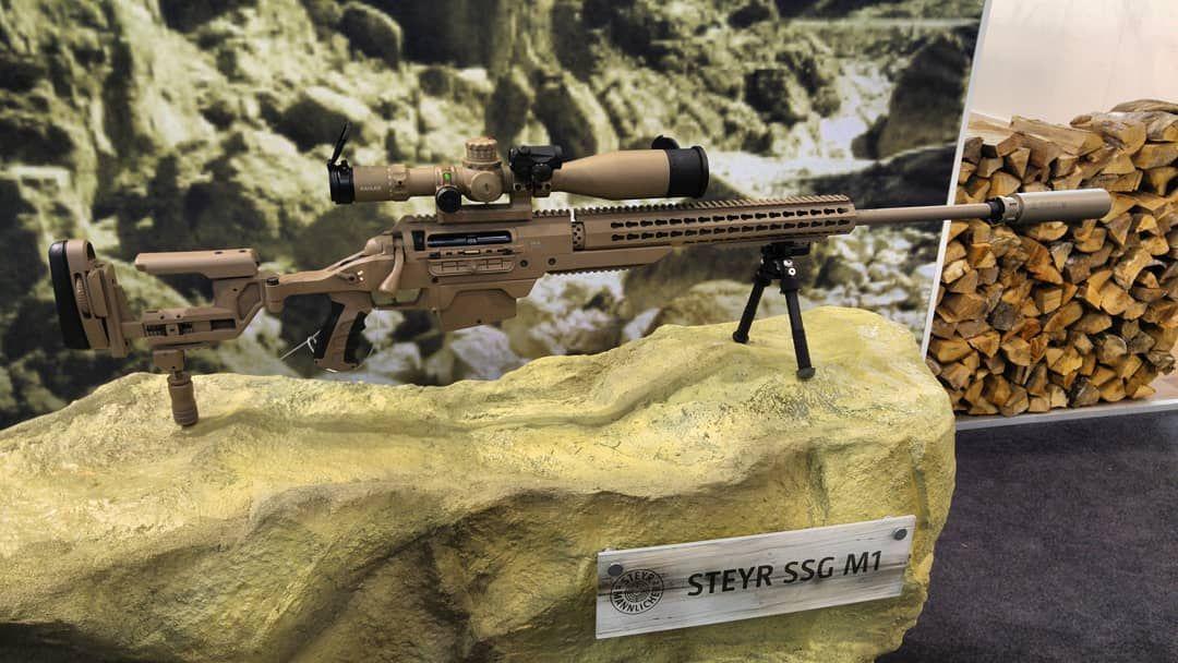 IWA-2018: hosszú lőfegyverek 1. rész
