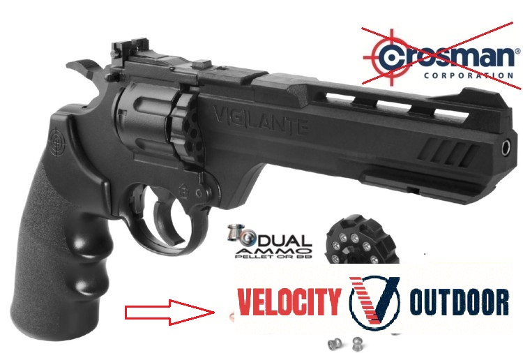 Crosman új neve: Velocity Outdoor