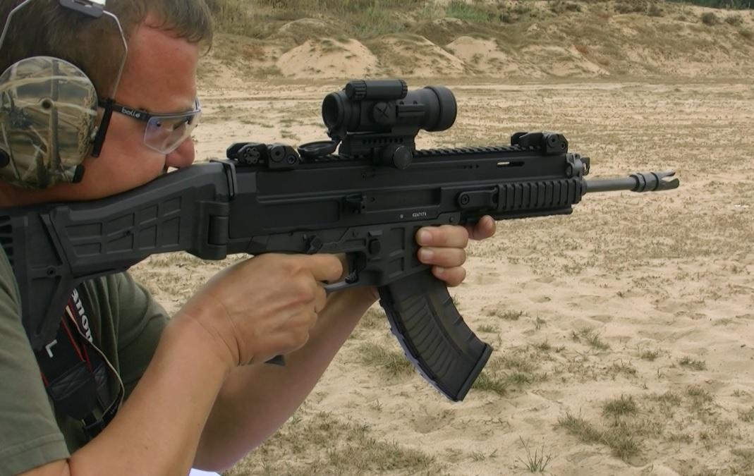 Ceska Zbrojovka sajtó-lövészet – 1. rész (2018 Szeptember, Bzenec)