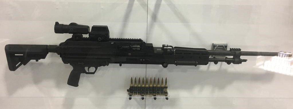SIG Sauer: új .338 Norma Magnum géppuska
