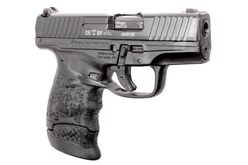 Walther PPS M2 leejtéskor elsülés miatti visszahívás!
