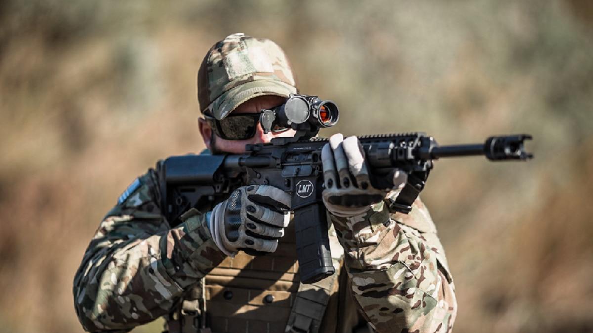 Észt haderő új gépkarabélya: LMT M4
