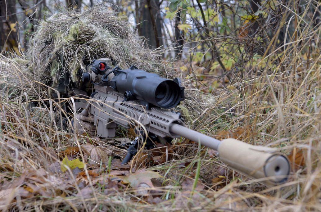 Új mesterlövészpuska az osztrák hadseregnek