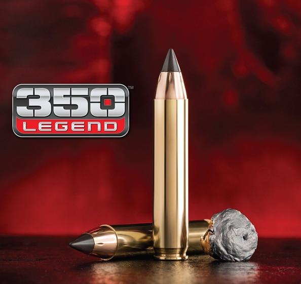Új vadászlőszer: .350 Legend a Winchestertől