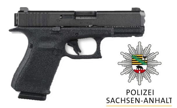 Glock 46 Szász-Anhalt tartomány rendőrségének