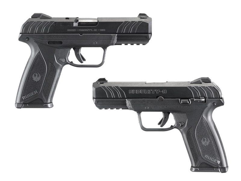 Ruger Security-9 9 mm Luger, 15+1 pisztoly – 1. rész