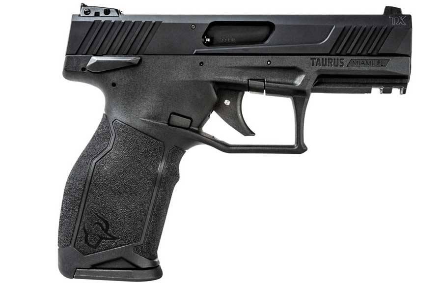 Új .22 LR Taurus pisztoly: TX22
