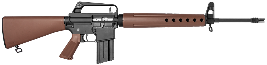 Az AR-15 prototípusának replikája a Brownellstől
