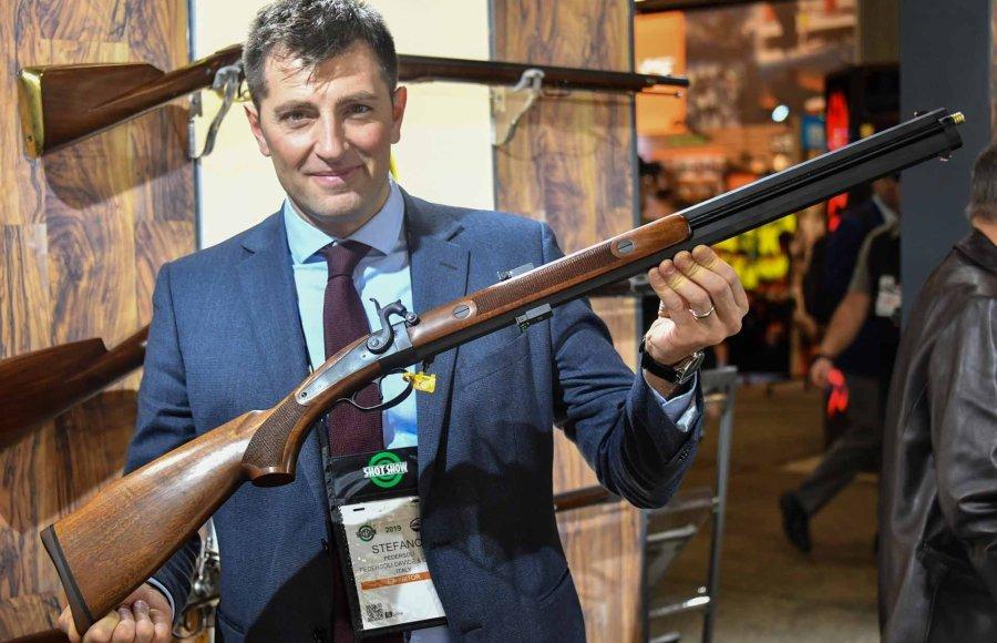 Újra: Pedersoli Swivel Barrel Rifle