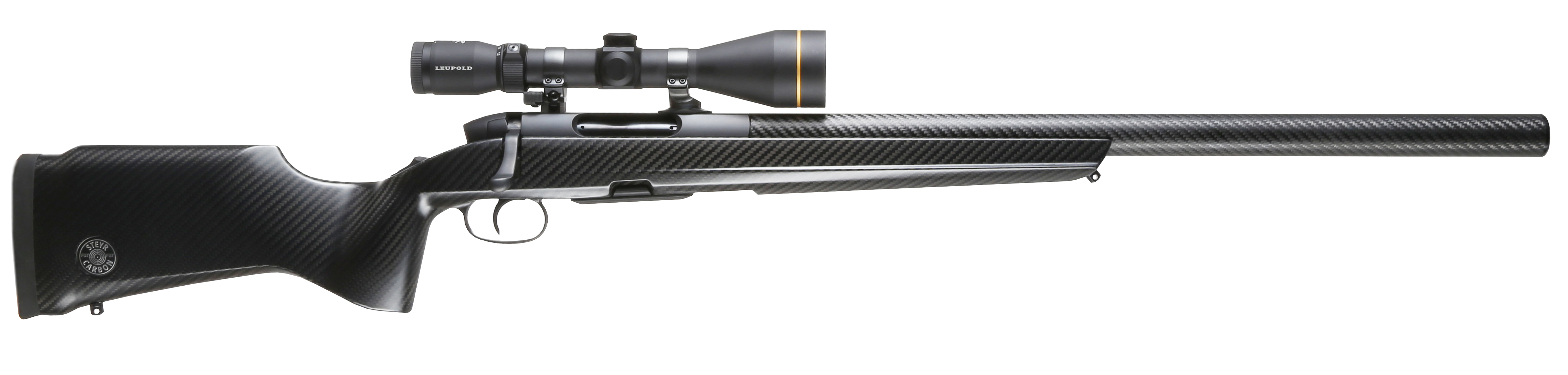 Hangtompítós Steyr vadászpuska: Breeze