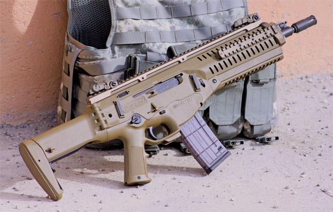 Beretta hadifegyver-gyártás Romániában