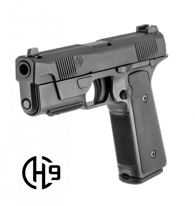 Csődbe ment egy innovatív pisztolygyártó: Hudson Mfg.