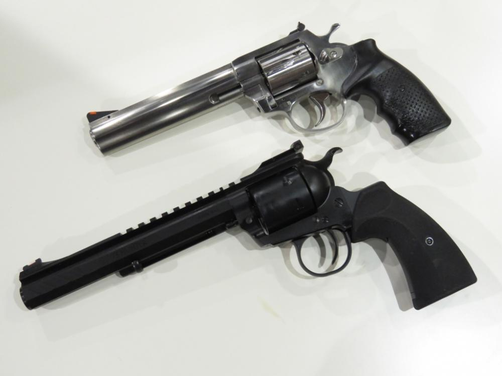 Pietta .44 Magnum Hunter Single Action