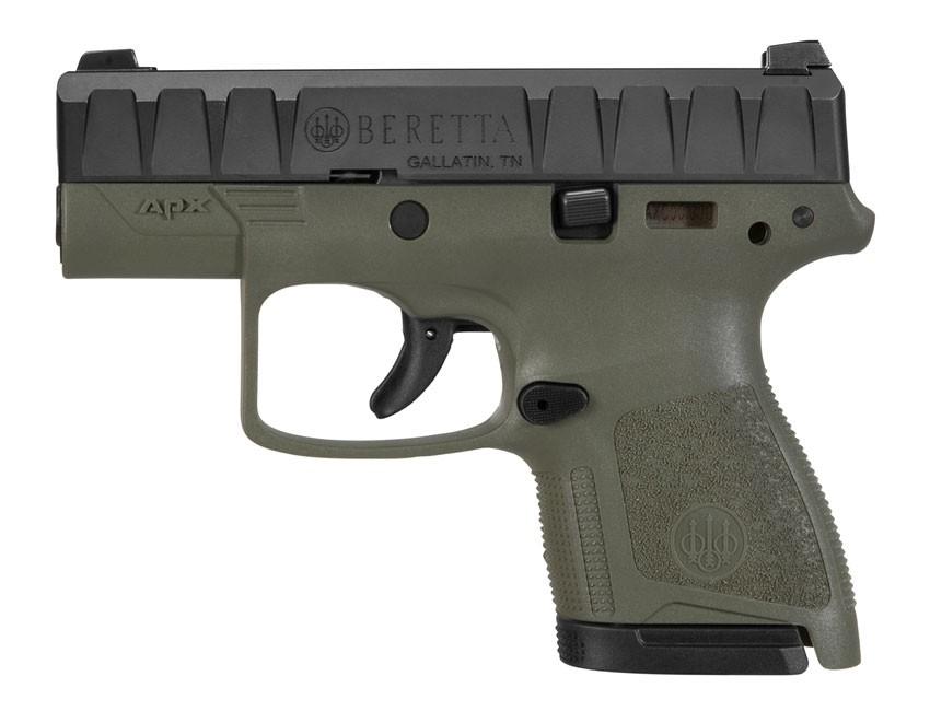 Olasz G43: Beretta APX CARRY