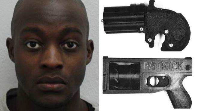 Első elítélés 3D nyomtatott fegyverek miatt az Egyesült Királyságban