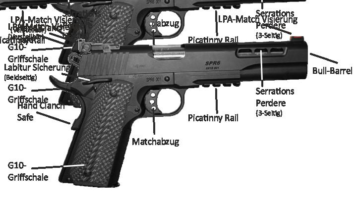 Rubex: új osztrák M1911-gyártó?