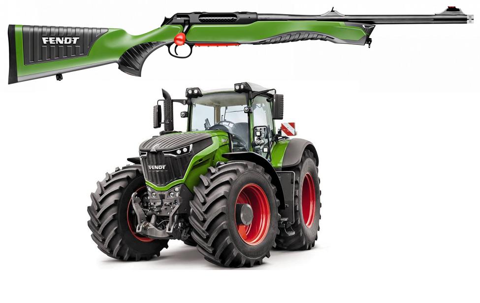 Sauer traktoros puska