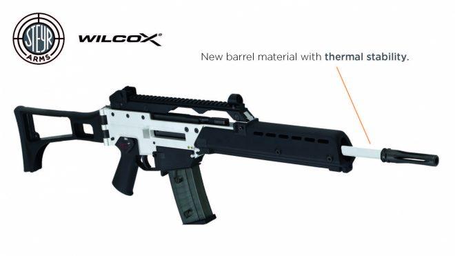 Steyr HK G36 modernizációs koncepció
