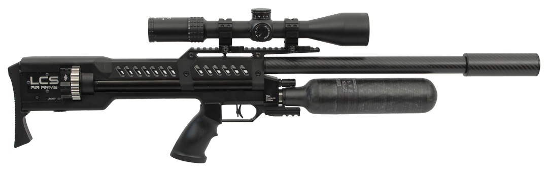 Léggépfegyver: LCS Air Arms SK-19
