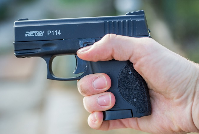 Retay P114 gázpisztoly (9 mm PAK, 6+1)