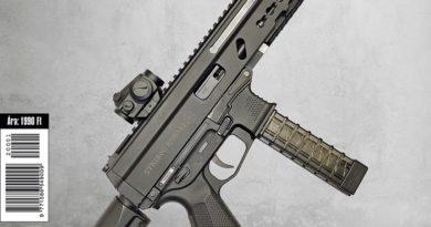 Grand Power STRIBOG RSR9A2 9×19 mm Luger öntöltő karabély 2. rész