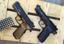Kuzey A100 és F92 (9 mm PAK, 17+1) gázpisztolyok