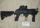 Chiappa PAK-9 pisztolykaliberű karabélyként