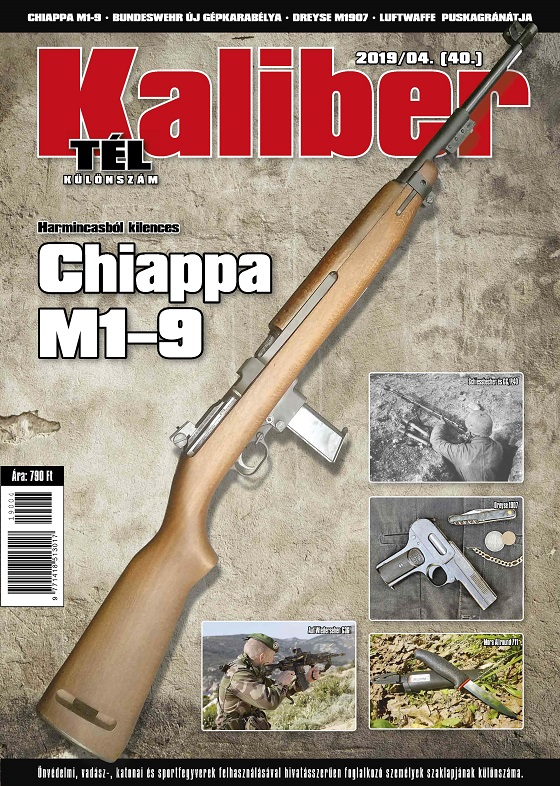 Kaliber Magazin Különszám 2019 Tél