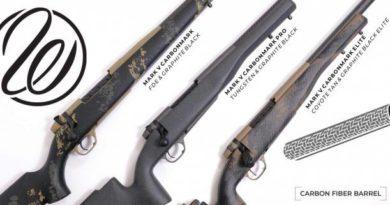 Weatherby Carbonmark vadászpuskák