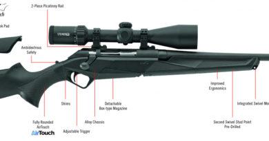 Benelli Lupo nagygolyós vadászpuska