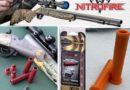 Traditions Nitrofire muzeális puska