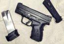 HS (Springfield Armory) XD Mod.2 Subcompact pisztoly 1. rész