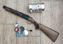 Keserű Sniper-19M Double (Armed SP410) muzeális .22-es hobbipuska