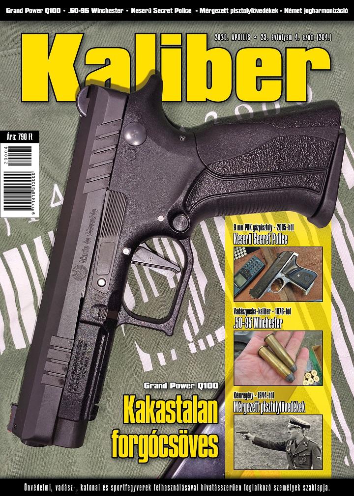 Kaliber Magazin 264. (2020. április)