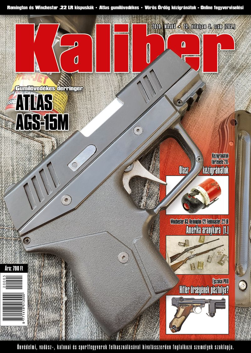 Kaliber Magazin 2020. május (265)