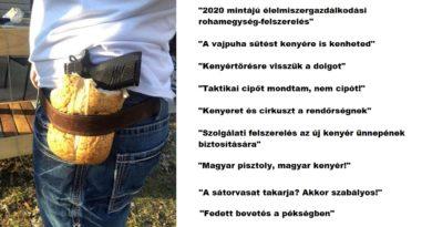 Kenyér-tok és néhány hihető magyarázat rá:-))