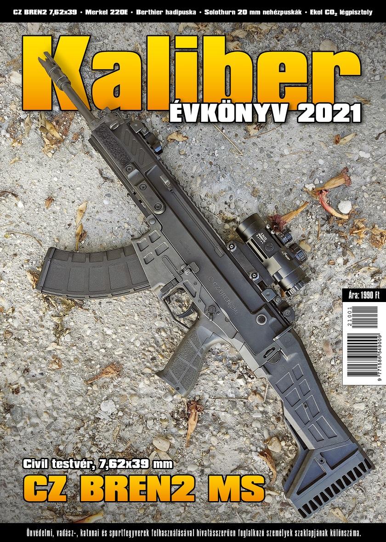 Kaliber 2021 ÉVKÖNYV