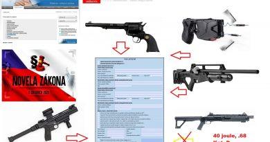 Cseh fegyverjog és a C-1 kategória – Példaértékű csehek?